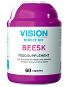 Beesk (Vision) suplement diety - Sklep Vision
