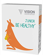Lifepac Junior Be Healthy (Vision) suplement diety - Sklep Vision