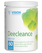 Deecleance (Vision) suplement diety - Sklep Vision