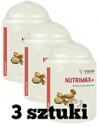 Nutrimax+ (Vision) suplement diety (3 szt)