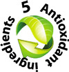 Znak 5 antioxidant Ingredients